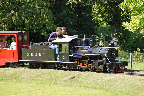 Audley End Railway - Photo: ©2012 Ian Boyle - www.simplonpc.co.uk