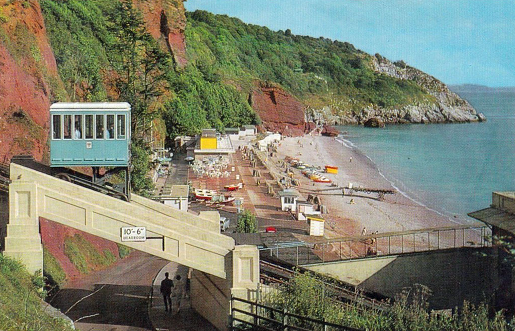 Babbacombe Cliff Railway - www.simplonpc.co.uk