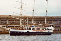 Princessaa - Blue Funnel Cruises