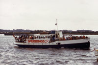 Solent Queen - Blue Funnel Cruises