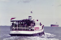 Verda - Blue Funnel Cruises