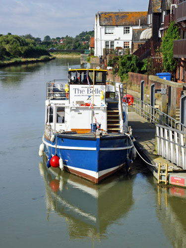 THE BELLE at Arundel -  Photo: ©Ian Boyle 2013 - www.simplonpc.co.uk