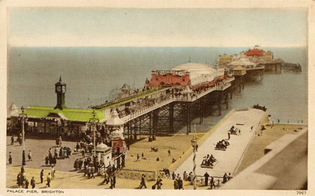 Brighton Palace Pier - www.simplonpc.co.uk