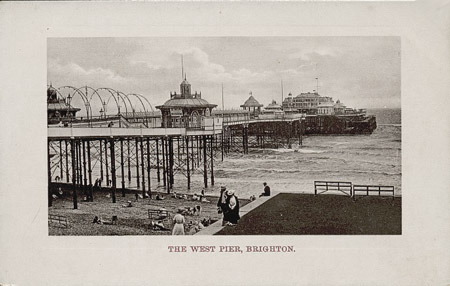 Brighton West Pier - www.simplonpc.co.uk