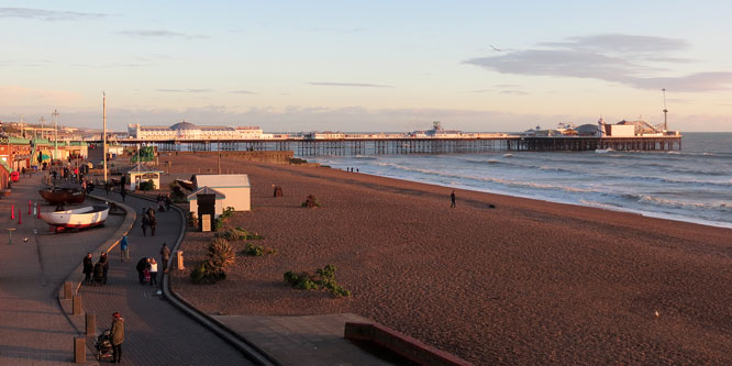 Brighton Palace Pier in 2012 - Photo: � Ian Boyle, 27th December 2012 - www.simplonpc.co.uk
