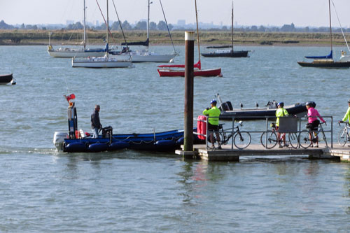 SEA ROVER at Burnham - Photo: � Ian Boyle, 30th September 2013 - www.simplonpc.co.uk