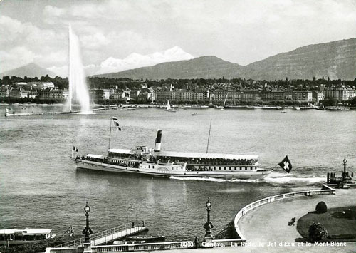 Genève - CGN - Lake Geneva - www.simplonpc.co.uk