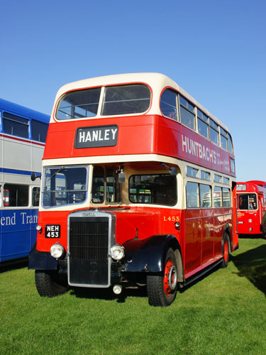 Canvey Transport Museum - Photo: © Ian Boyle, 14th October 2012 - www.sinplonpc.co.uk