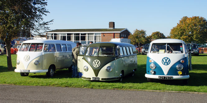 VW - Canvey Museum Open Day - Photo: © Ian Boyle, 14th October 2012 - www.sinplonpc.co.uk