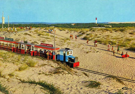 Petit train du Cap-Ferret - www.simplonpc.co.uk
