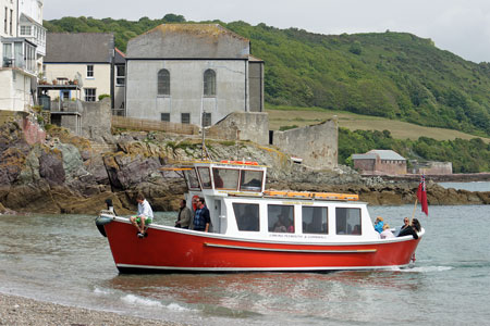 WESTON MAID - Cawsand Ferry, Plymouth - Photo: © Ian Boyle, 21st May 2011 - www.simplonpc.co.uk