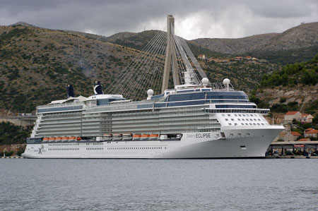 CELEBRITY ECLIPSE - Photo: � Ivo Batricevic, 27th September 2010 - www.simplonpc.co.uk
