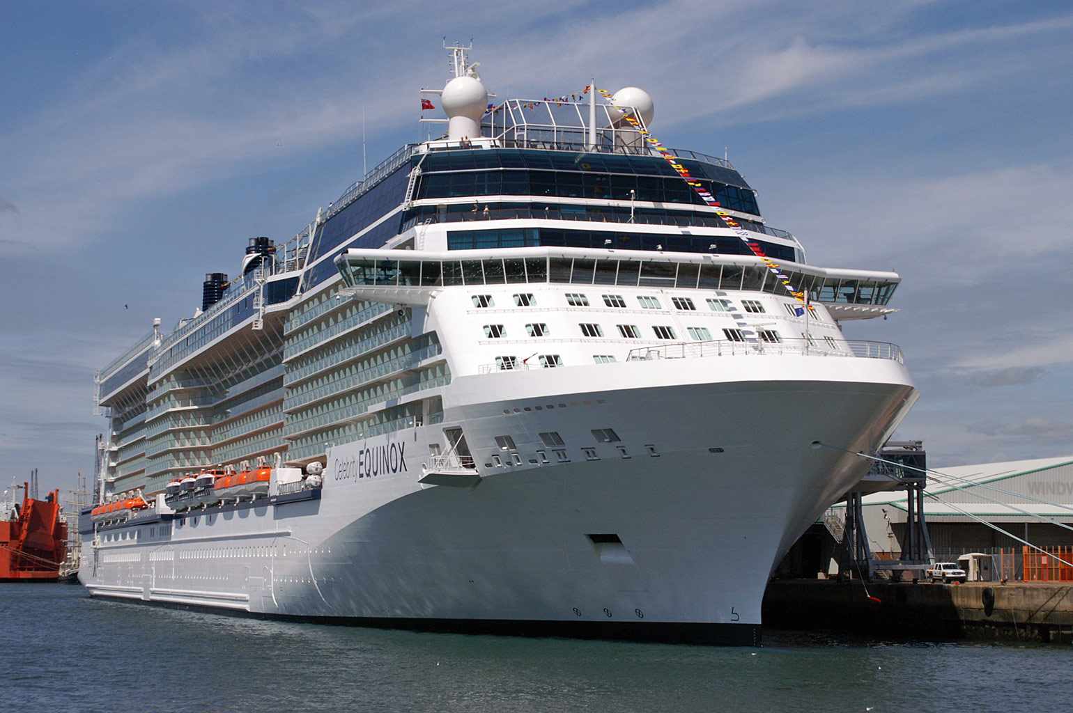 Celebrity Equinox itinerary change 6/22/19 Sailing ...