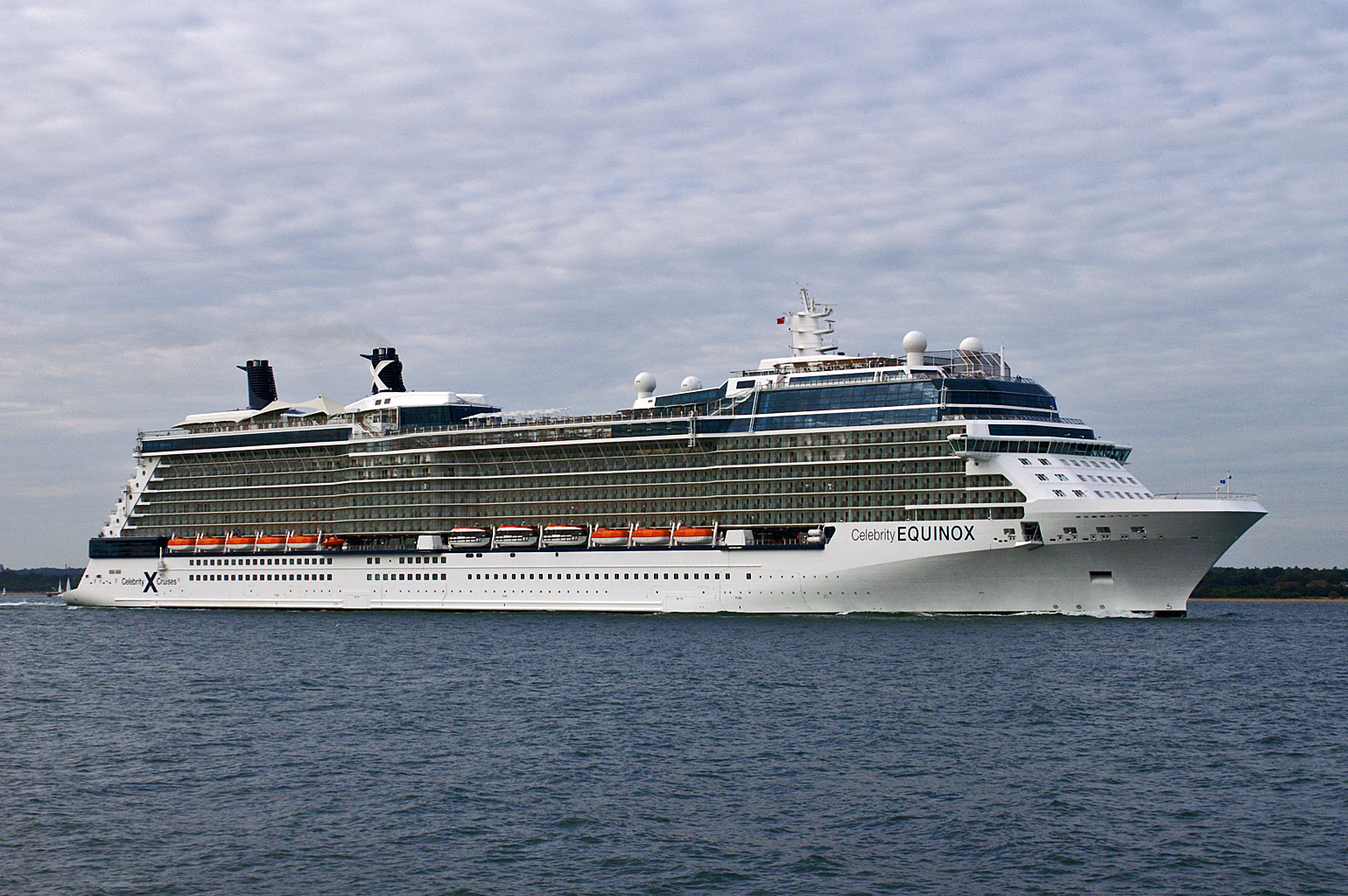 Celebrity Equinox Tour page 1 - Beyondships
