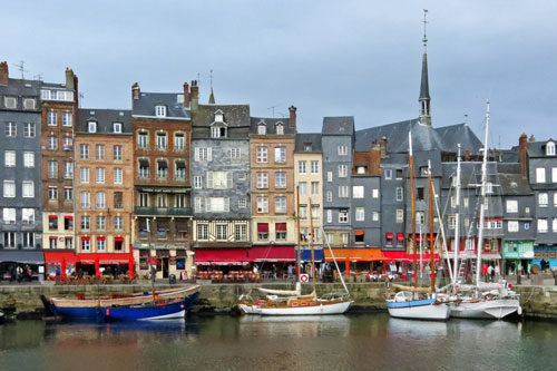 Honfleur - Photo: © Ian Boyle, 13th October 2013 - www.simplonpc.co.uk