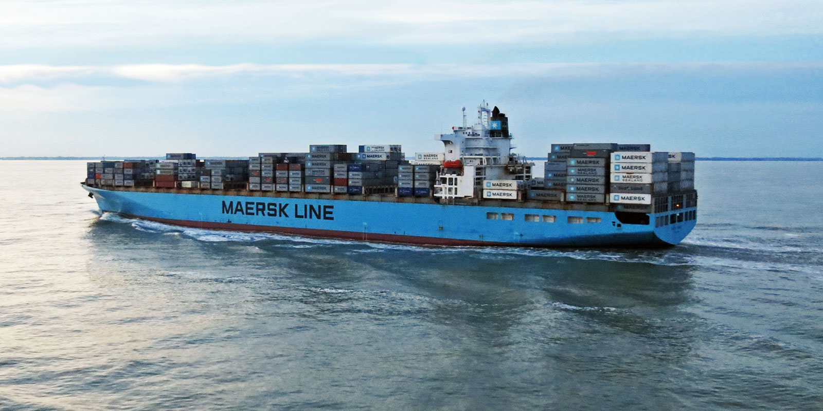MAERSK - Photo: © Ian Boyle, 12th October 2013 - www.simplonpc.co.uk
