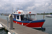 WINGATE III - Chichester Harbour Water Tours