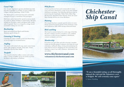 CHICHESTER CANAL 2011 - www.simplonpc.co.uk - Photo: � Ian Boyle, 29th June 2011