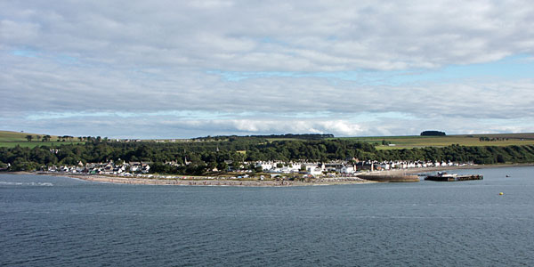 CROMARTY ROSE - Cromarty-Nigg ferry - Photo: � Ian Boyle, 1st August 2005