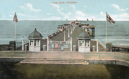Cromer Pier - www.simplonpc.co.uk