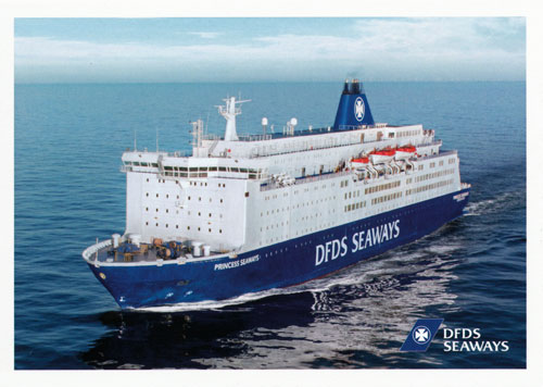 DFDS SEAWAYS - www.simplonpc.co.uk