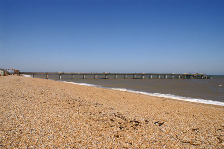 Deal Pier - Kent - www.simplonpc.co.uk -  Photo: © 2007 Ian Boyle