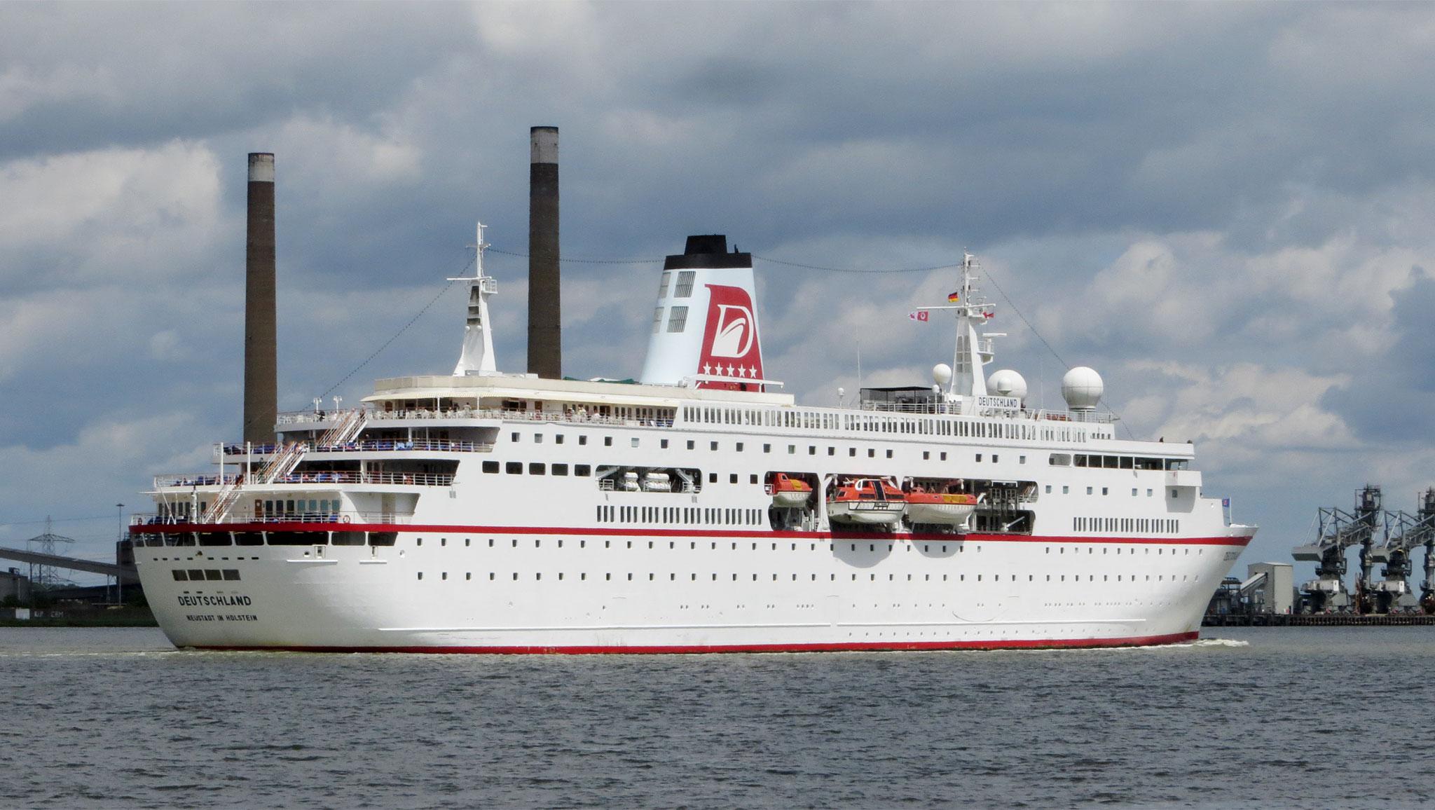 Cruise Ship Deutschland Of Peter Deilmann