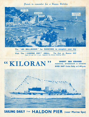 KILORAN handbill - www.simplonpc.co.uk