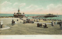 Bournemouth Pier, Dorset - www.simplonpc.co.uk