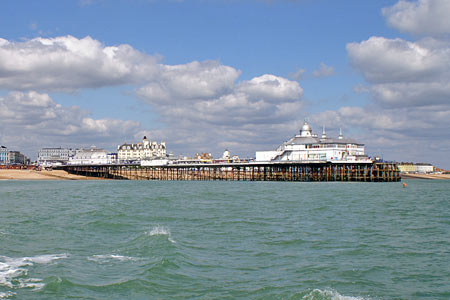 Eastbourne Pier - Sussex - www.simplonpc.co.uk -  Photo: © Ian Boyle, 4th September 2006