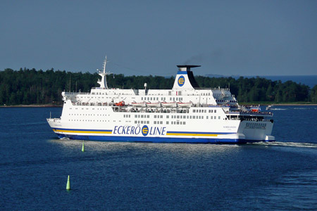 NORDLANDIA - Eckero Line - Photo: © Ian Boyle, 9th August 2007