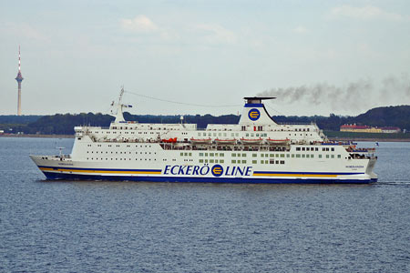 NORDLANDIA - Eckero Line - Photo: © Ian Boyle, 12th August 2007