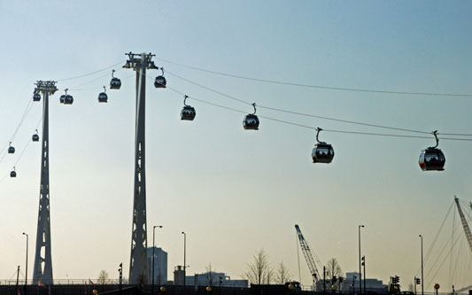 Emirates Air Line - Photo: �2013 Ian Boyle - www.simplonpc.co.uk