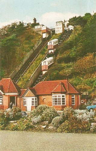 FOLKESTONE EAST LEAS CLIFF LIFT - www.simplonpc.co.uk