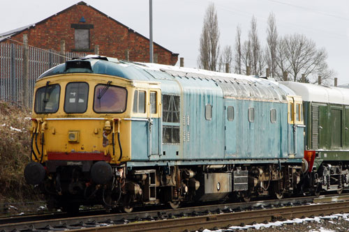 D6535 - Hertfordshire Railtours - Photo: ©2013 Ian Boyle - www.simplonpc.co.uk