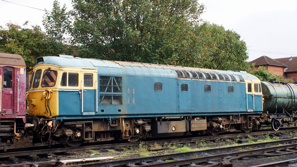 D6535 - Hertfordshire Railtours - Photo: ©2011 Ian Boyle - www.simplonpc.co.uk