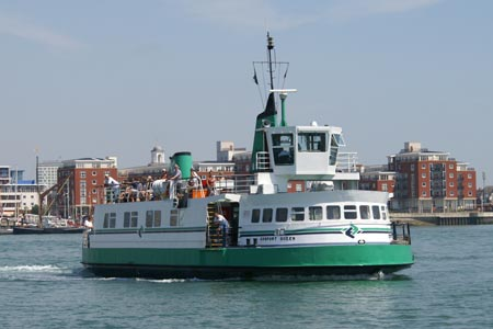 Gosport Queen - Gosport Ferry - www.simplonpc.co.uk