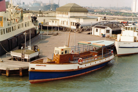 Southampton Belle -  Photo: �1976 Ian Boyle - www.simplon.co.uk