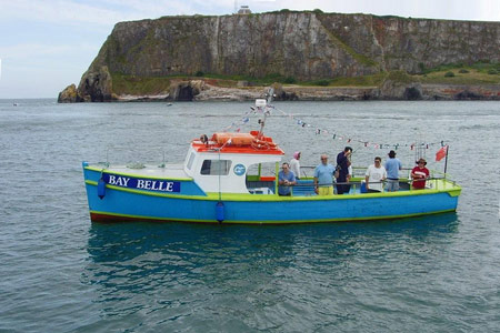 Bay Belle - © Greenway Ferry - www.greenwayferry.co.uk