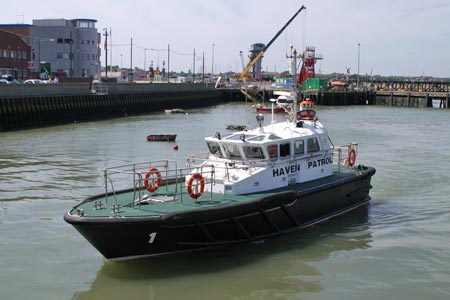 Harwich Haven Authority - www.simplonpc.co.uk