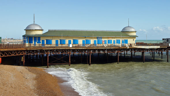 Hastings Pier - Photo: © Ian Boyle, 4th October 2012 - www.simplonpc.co.uk