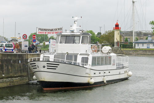 Honfleur Excursions - Photo: © Ian Boyle, 14th May 2015 - www.simplonpc.co.uk