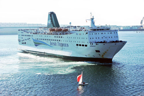 NORMANDY - Irish Ferries - www.simplonpc.co.uk
