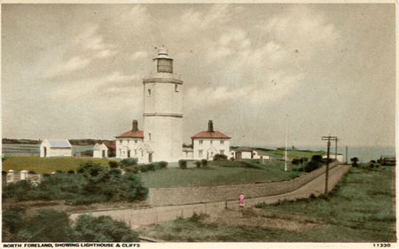 NORTH FORELAND LIGHTHOUSE - www.simplonpc,co.uk
