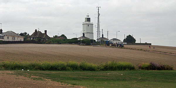 NORTH FORELAND LIGHTHOUSE - Photo: ©2007  Ian Boyle - www.simplonpc.co.uk
