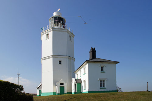 NORTH FORELAND LIGHTHOUSE - Photo: ©2012  Ian Boyle - www.simplonpc.co.uk