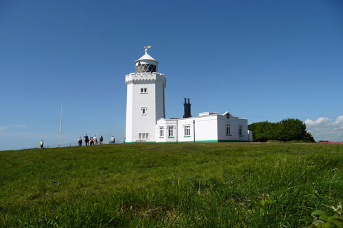 SOUTH FORELAND LIGHTHOUSE - Photo: ©2011  Ian Boyle - www.simplonpc.co.uk