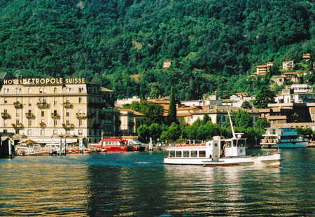FALCO - Lago di Como - www.simplonpc.co.uk