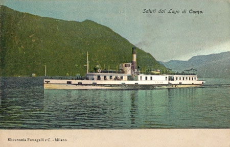 LECCO 1874 - Lago di Como - www.simplonpc.co.uk
