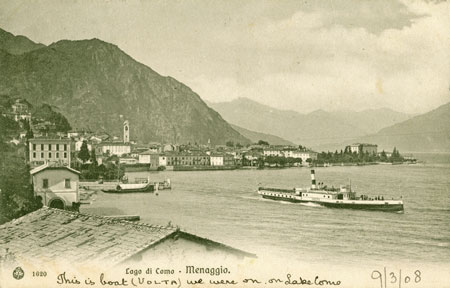 VOLTA - Lago di Como - www.simplonpc.co.uk